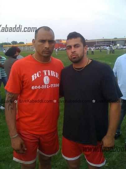 Mangi Kabaddi Player