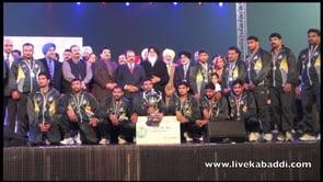Pakistan Kabaddi Team for International Kabaddi Cup 2013 – IKC UK