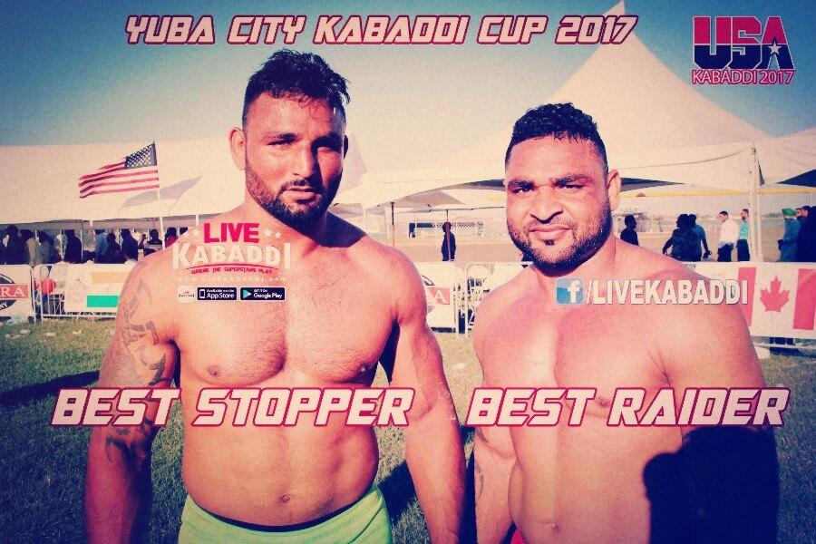 best-raider-best-stopper-yuba-city-kabaddi-cup-2017