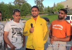 Abbotsford & Azaad Club combine team – runner up at Richmond Kabaddi Tournament 2012