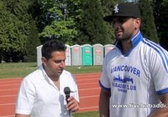 Jeete Kooner – Kabaddi Stopper from England playing at Ross Street Tournament 2012