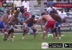 Semi 2 – Kahan/Young Kabaddi Cup – OKD vs. International