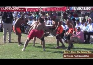 Semi 2 – Union City Kabaddi Cup – 2016 USA Kabaddi
