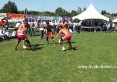 Semi Final – Prince George Nakodar Vs. Richmond & International Kabaddi Club