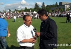 Steve Dulay – Richmond Kabaddi Club Promoter