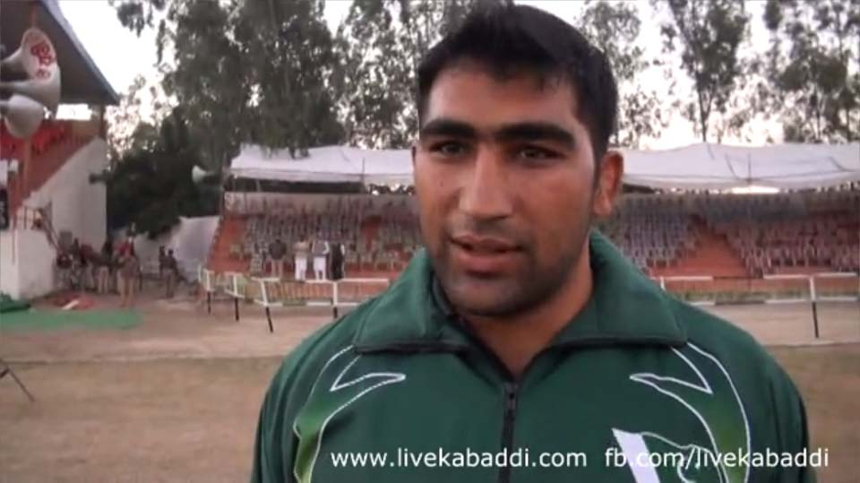 Lala-Abaid-Ullah-Pakistan-Kabaddi-Team-Member-Left-Off-Roster