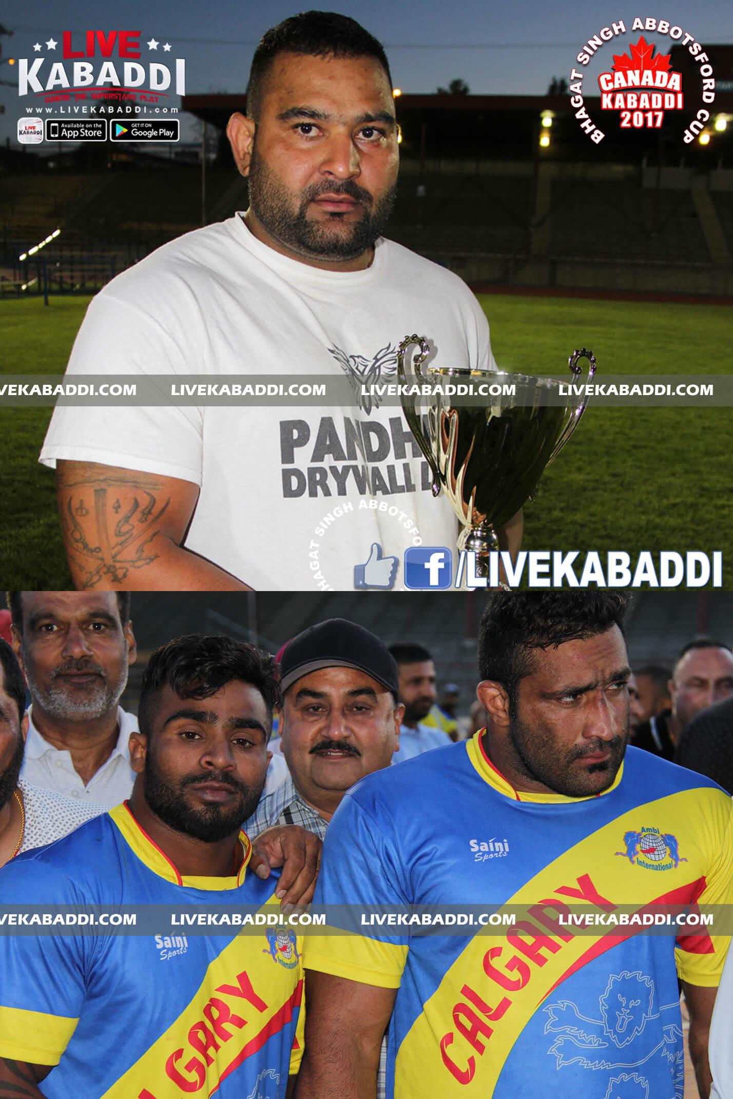 best-raider-best-stopper-bhagat-abbotsford-cup
